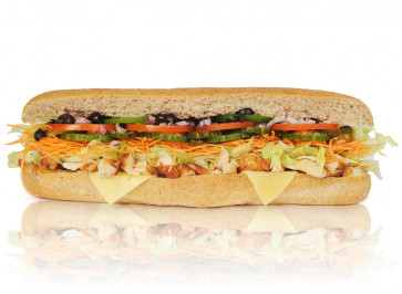 Grilled Chicken Sub